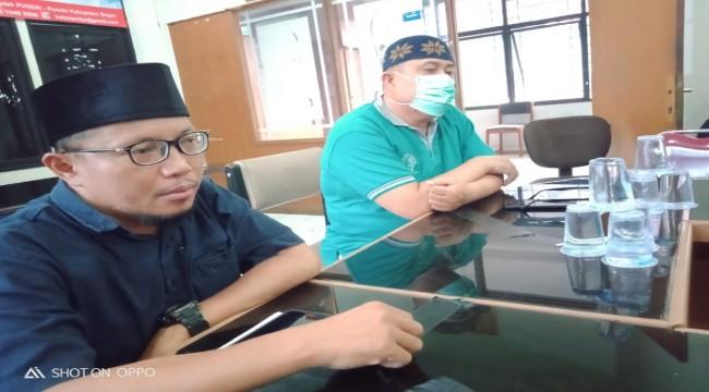 Dauri Didaulat Sebagai Ketua Panitia Pemilihan Pengurus Pokja Wartawan Kabupaten Bogor