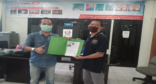 Panitia : Pemilihan Ketua Pokja Wartawan Kabupaten Bogor Dipastikan Sesuai Jadwal