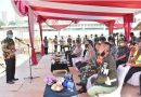 Wabup dan Ketua DPRD Hadiri Peletakan Batu Pertama Pembangunan Gedung Satlantas Polres Bogor