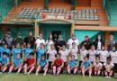 Bupati Bogor Beri Semangat dan Motivasi Pada Timnas Sepakbola Putri di Stadion Persikabo