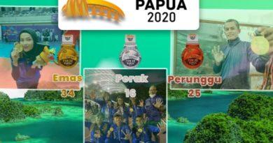 Raih 75 Medali, Bupati Bogor Apresiasi Atlet Kabupaten Bogor